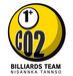 BILLIARDS TEAM CO2