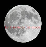月まで泳ごう!(泳距離貯金箱)