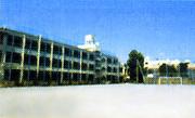 淀橋中学校と周りの小学校