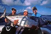 オーストラリアで釣り釣り