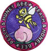 Peach & Honey Bee☆
