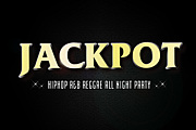 【JACKPOT】