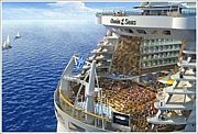 Oasis of the Seas☆超豪華客船