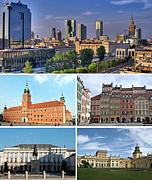 ワルシャワ。Warsaw。