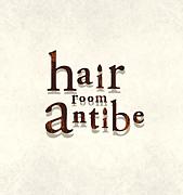 札幌美容室 hair room antibe