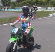 関西・バイクレース・女性