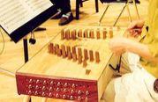サントゥール インド楽器