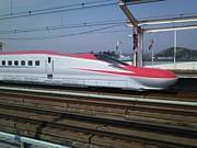 ダイスキ新幹線