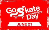 """""""Go skateboarding day""""ー6/21"""