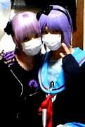 【2人の】姐とアスナ【女装子】