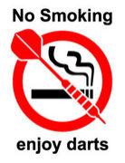禁煙ダーツしませんか???