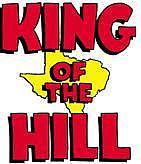 キングオブザヒル Kingofthehill