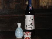 やっぱ日本酒は五合瓶でしょ!