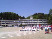 磯鶏小学校(岩手県宮古市)