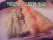 YOSHIKI'S☆BOOT CAMP