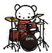 """Drummers' Meeting""@バンプ"