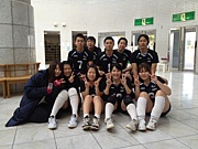 mix volleyball team★flapper