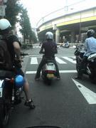 バイク通学&通勤