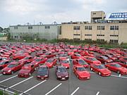 赤いスポーツカー 東京支部