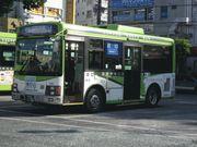 国際興業バス1500番台エルガミオ