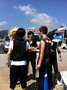 SPYAIR!!岡山にライブ来て!!