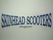 SKINHEAD SCOOTERS JAPAN