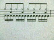 ↑ドラムのこのパターンが好き