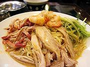 冷やし中華・冷麺