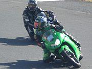 Ninja250Rでサーキットを走ろう