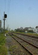 越中島貨物線(小名木川支線)