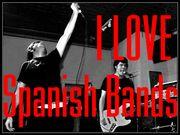 i love Spanish bands