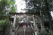 神宿る幣立神宮