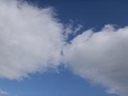空が好き。