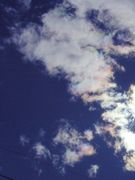 ☆彩雲(iridescent cloud)☆
