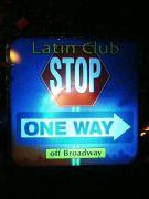 ONE WAY off broadway