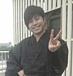 井上さんの笑顔
