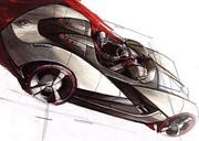 スーパーカーデザイン