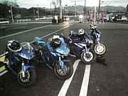 兵庫県三田市・神戸北区ライダー