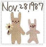1987年11月28日生まれ