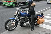 ☆バイクに乗る女性は素敵☆