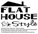 FLAT HOUSE style