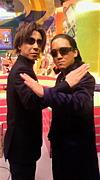 TOSHIKI&ジョニー影武者X
