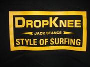 Drop Kneeで行く!