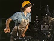 アメリカ 働く女の会