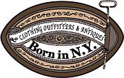 Born in N.Y