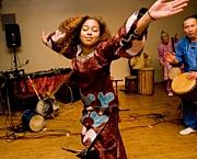 ♪アフリカンダンス日光♪