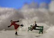 スケート滑ろう北海道