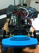 TT-01でラジドリ