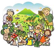 野菜・果物・花作りがしたい!