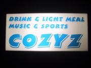 """COZYZ"""